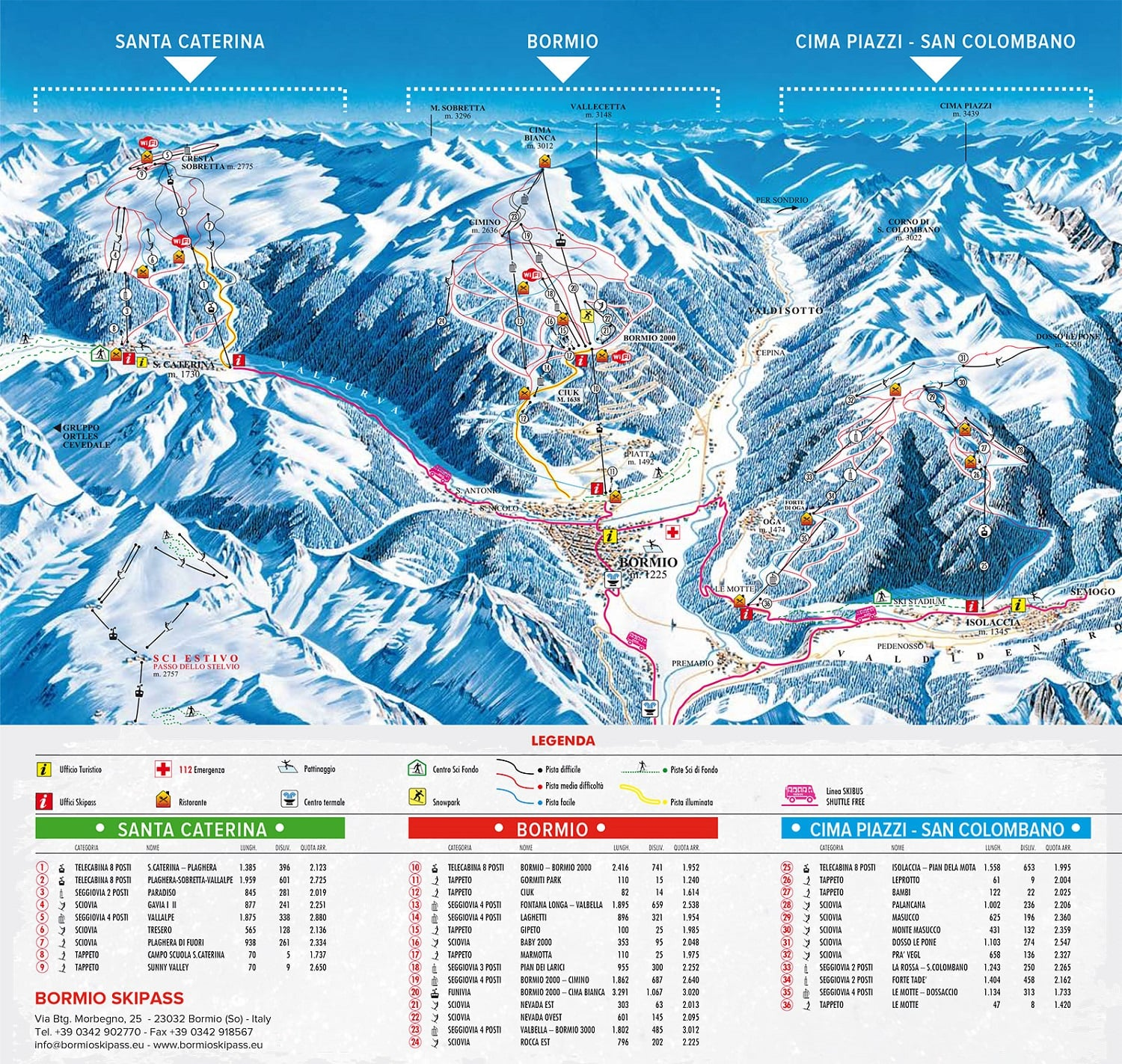 Everything you need to know about skiing in Bormio